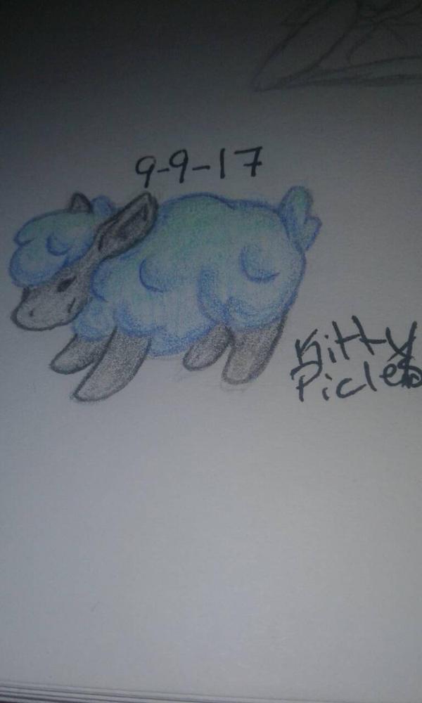 baaaa I love sheep by kittypicles221