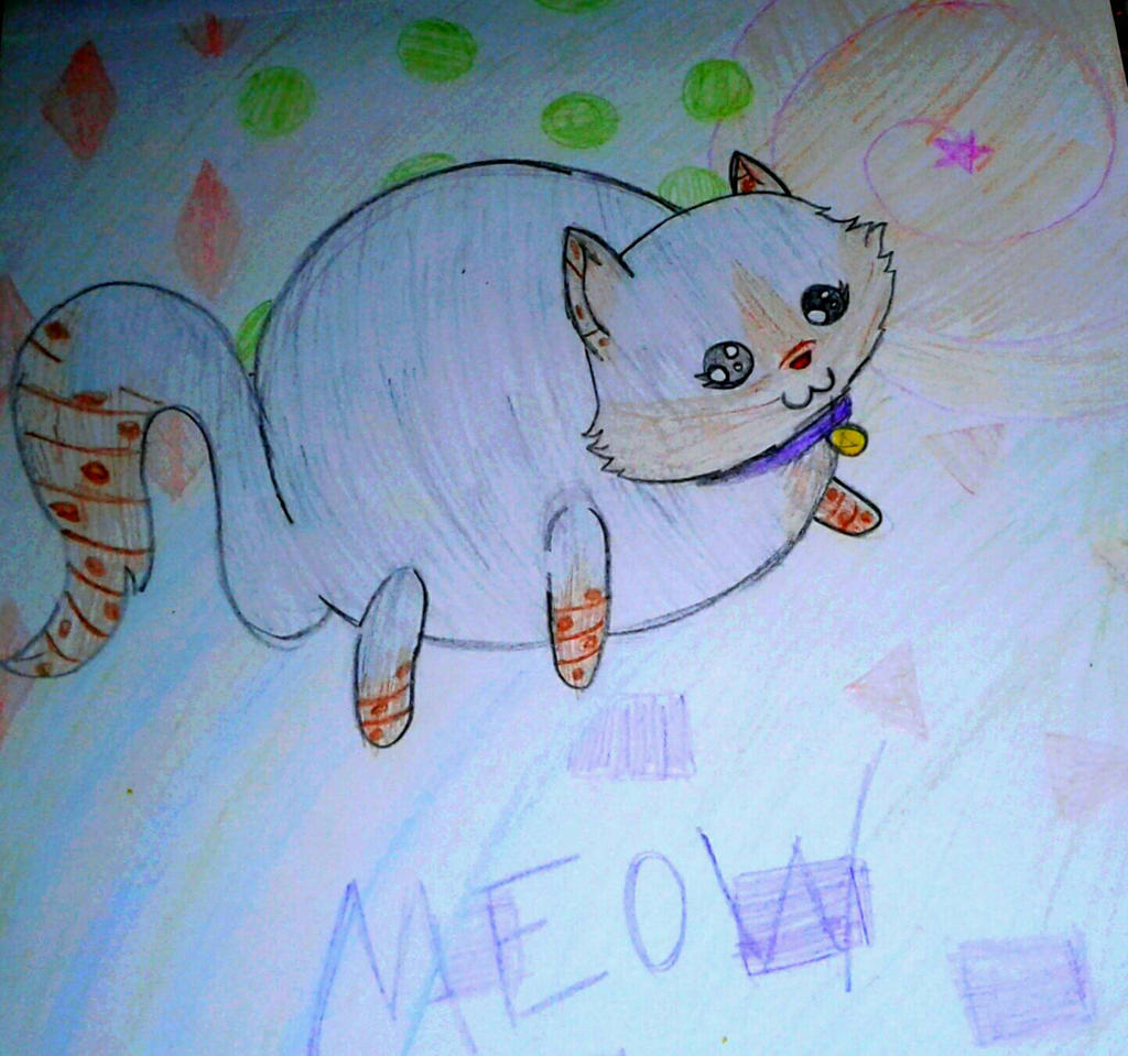 meow by kittypicles221