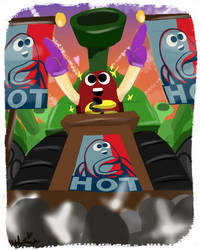 Hotdogman overlord