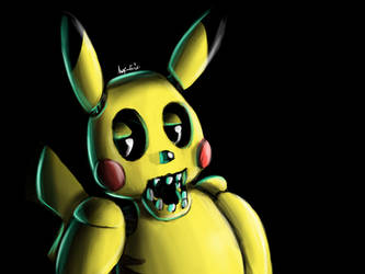 Robot Pikachu