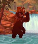 Brother Bear - Good Ole Uncle Koda!