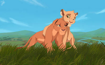 The Lion Guard - BFF