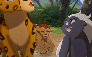 The Lion Guard - Poisoned