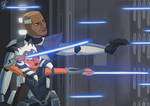 Star Wars TCW - Honor To Fight By Your side