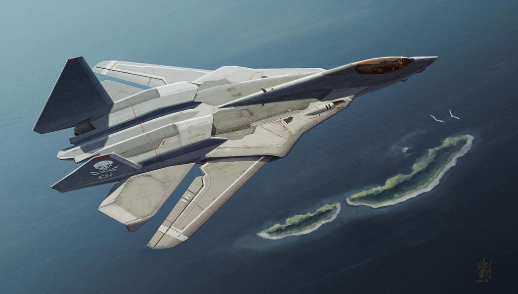 Xenonauts Corsair by pvtskwerl