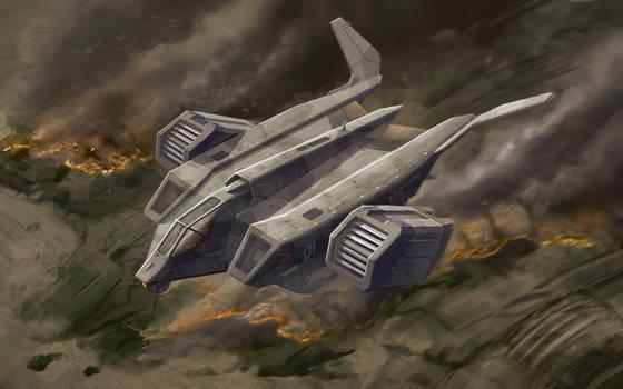 Xenonauts Shrike