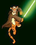 Jedi Tigger