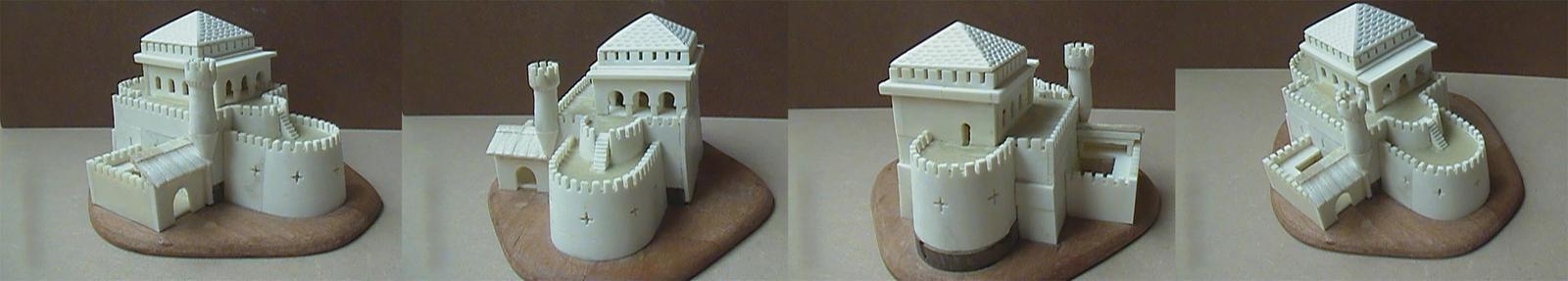 Bone Castle 06 by ClaudioTurcovich
