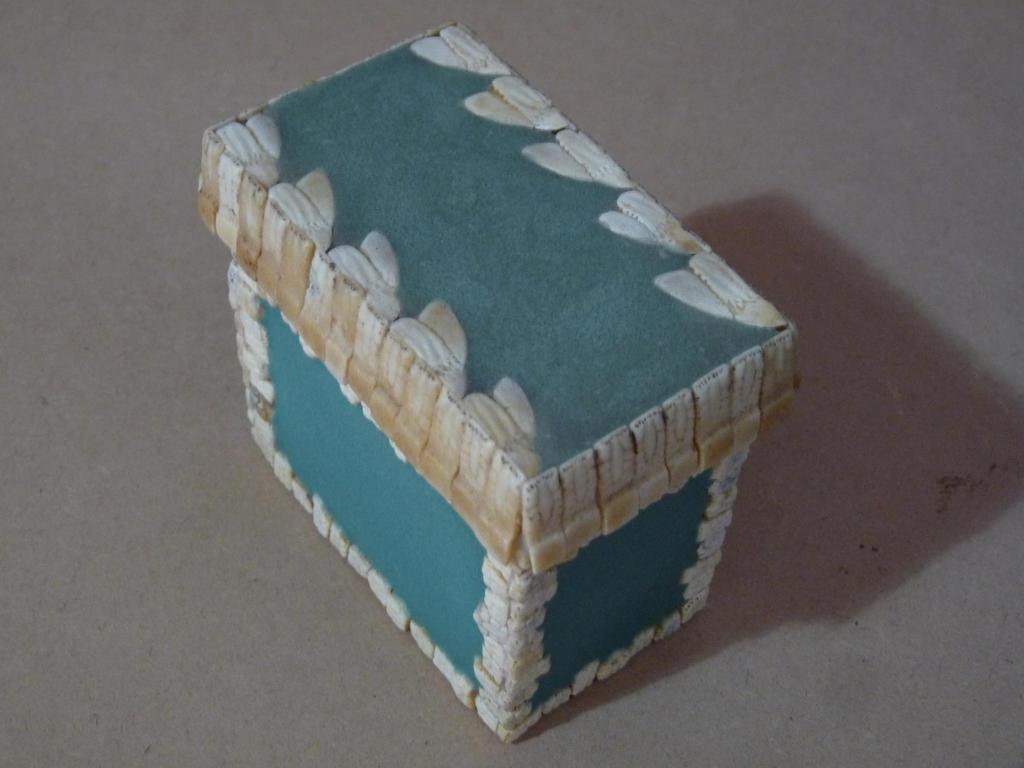 Bone box 51 by ClaudioTurcovich