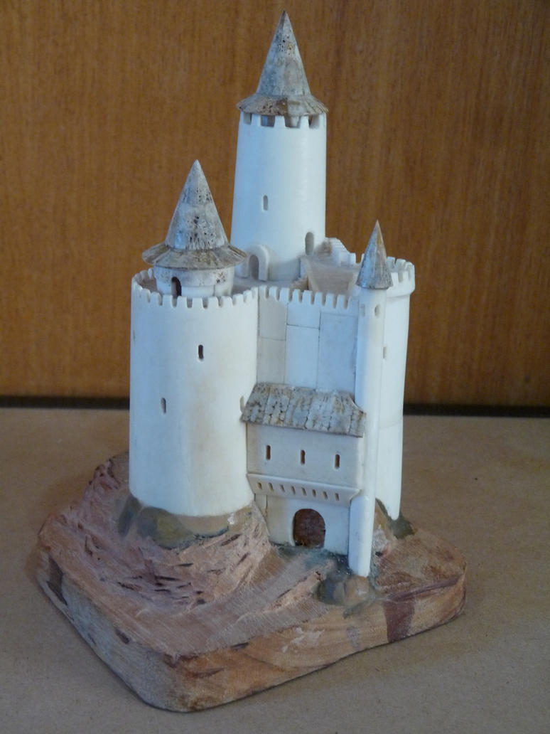 Bone Castle 10 by ClaudioTurcovich