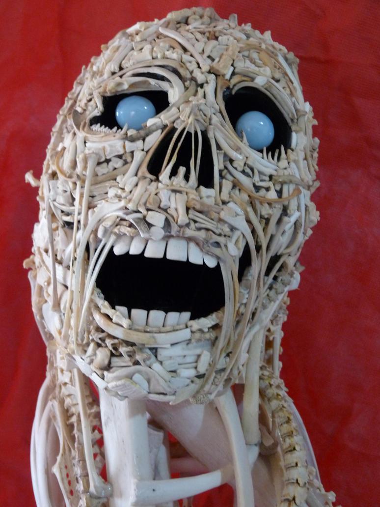 Bones head 2 by ClaudioTurcovich