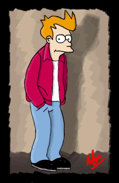 Fry by DarkElmarko
