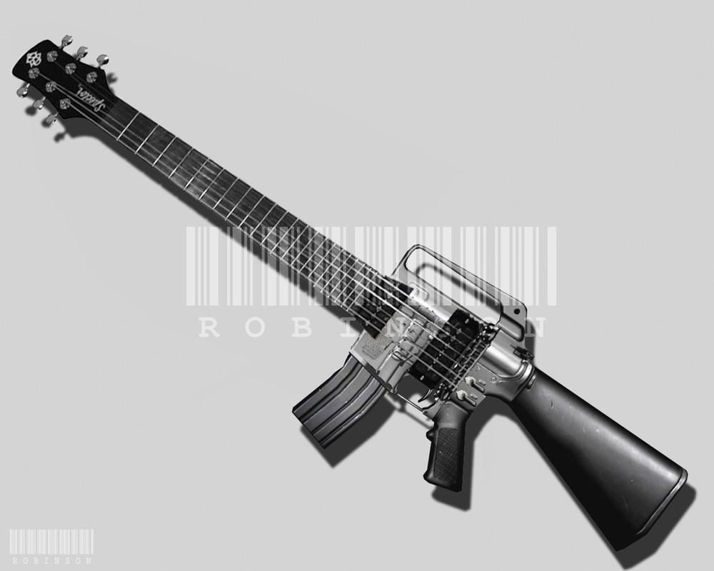 guitar machine