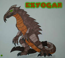 Kaiju: Exyogan by Wolfbane-Kiryu