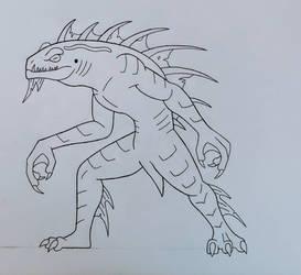 Kaiju: Amphibious