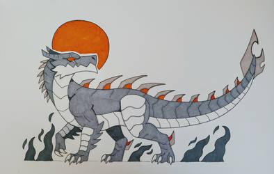 Wolfbane The Kaiju Slayer