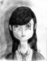 Elizabeth anime realism by ShinoHaseo