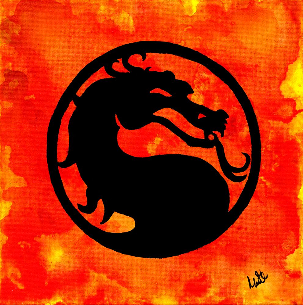 Mortal Kombat Dragon: Mortal Kombat Dragon By Mimiluvbug On DeviantArt