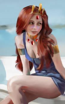 Queen Tassara [request]