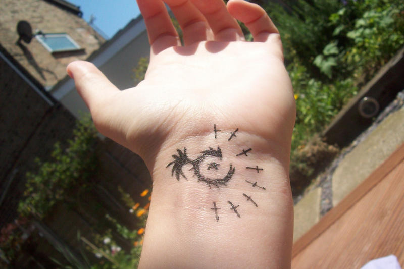Dragon Wrist Tattoo By Swissarmyknife5 On Deviantart