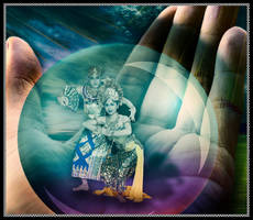We love Bali ~ Oleg Tamulilingan Dance by depalpiss