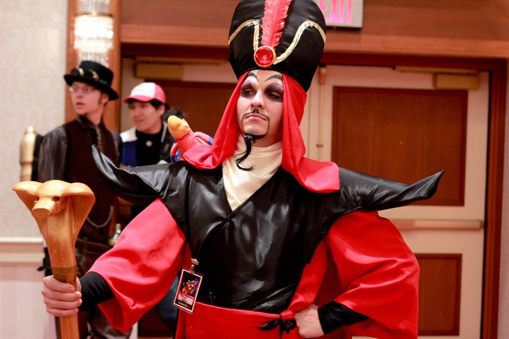 Jafar the Sorcerer by ADRENOX