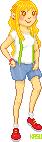 Pixel Sprite ver. 2 by kasukie35