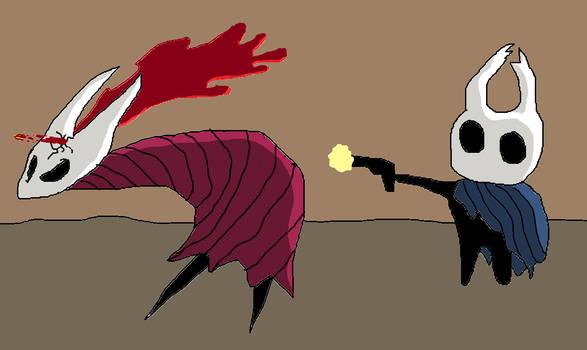 Hollow Knight Kills Hornet