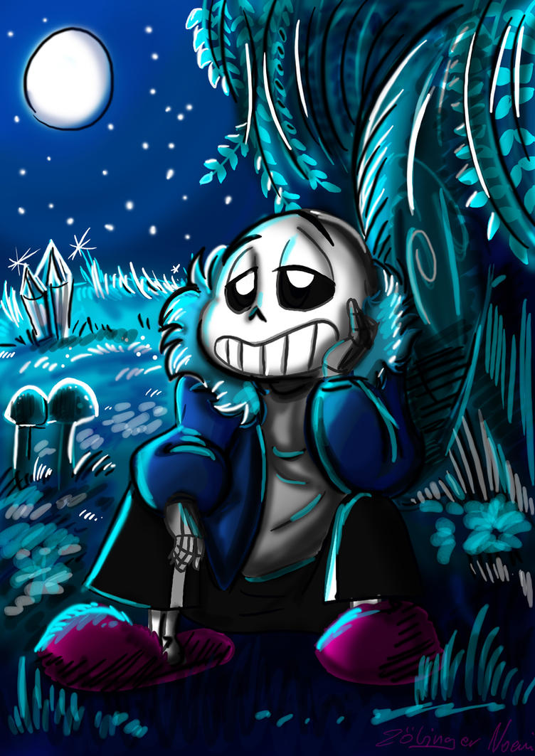 Sans by Zoemy