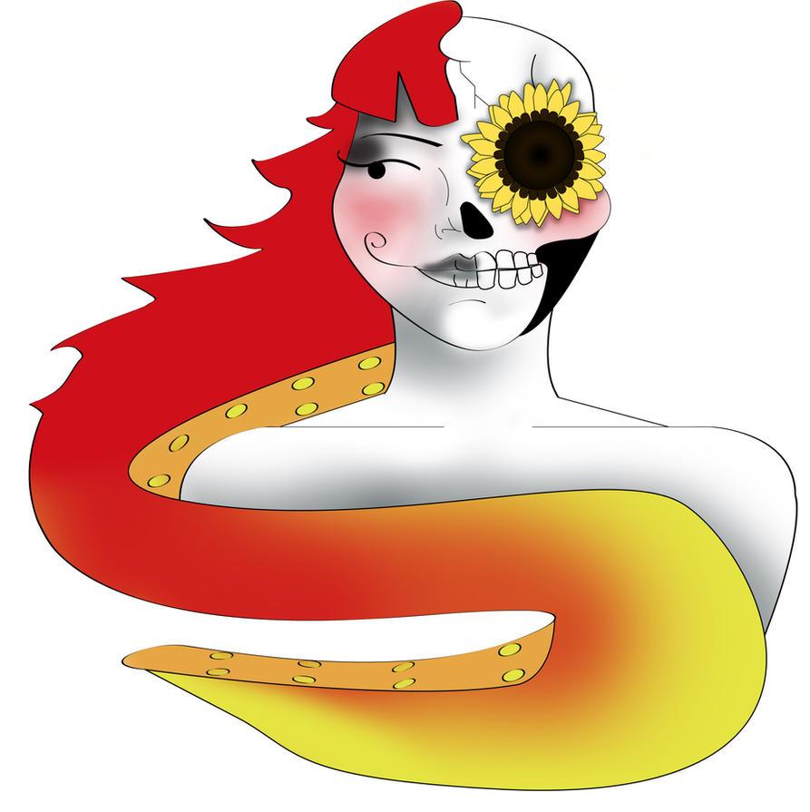 She Skull by lifebytrailanderror