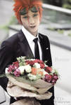 Reno: This Bouquet is for... by TD-Yukiryuu