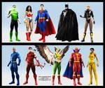 Justice League of America TEST