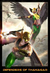 DEFENDERS of THANAGAR