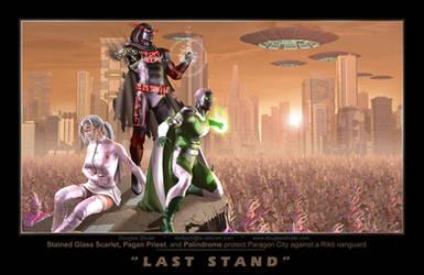Last Stand by DouglasShuler