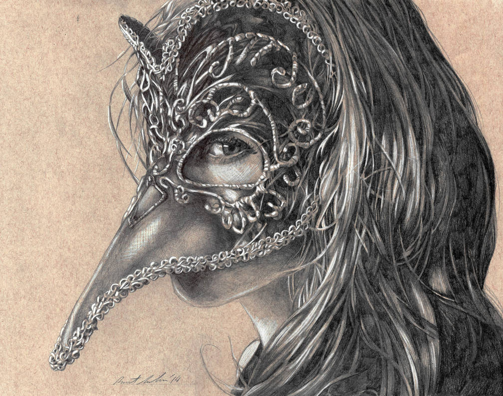 Black Mask by benke33