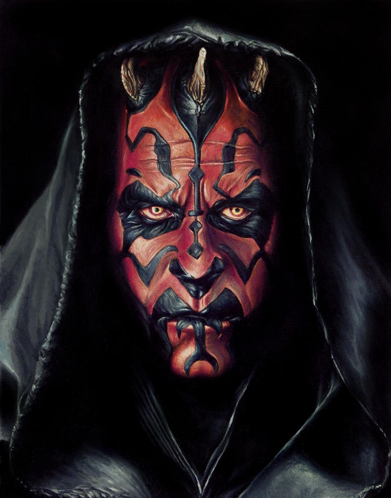Darth-Maul-475762572 by benke33