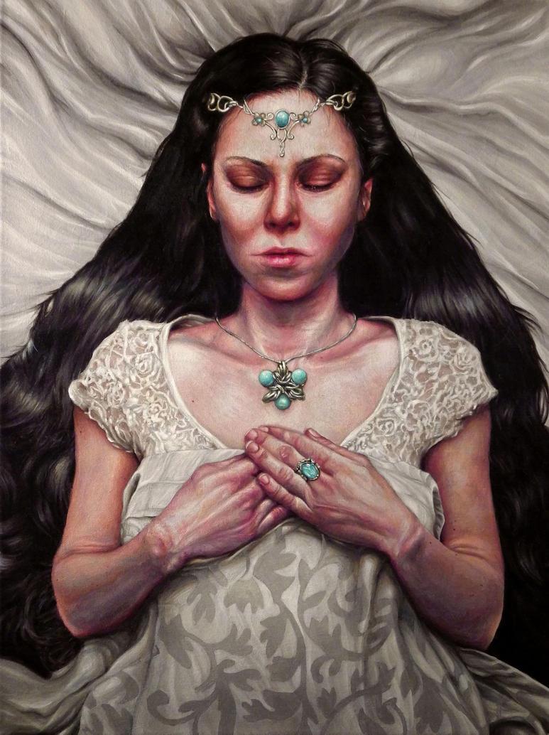 Sleeping Beauty by benke33