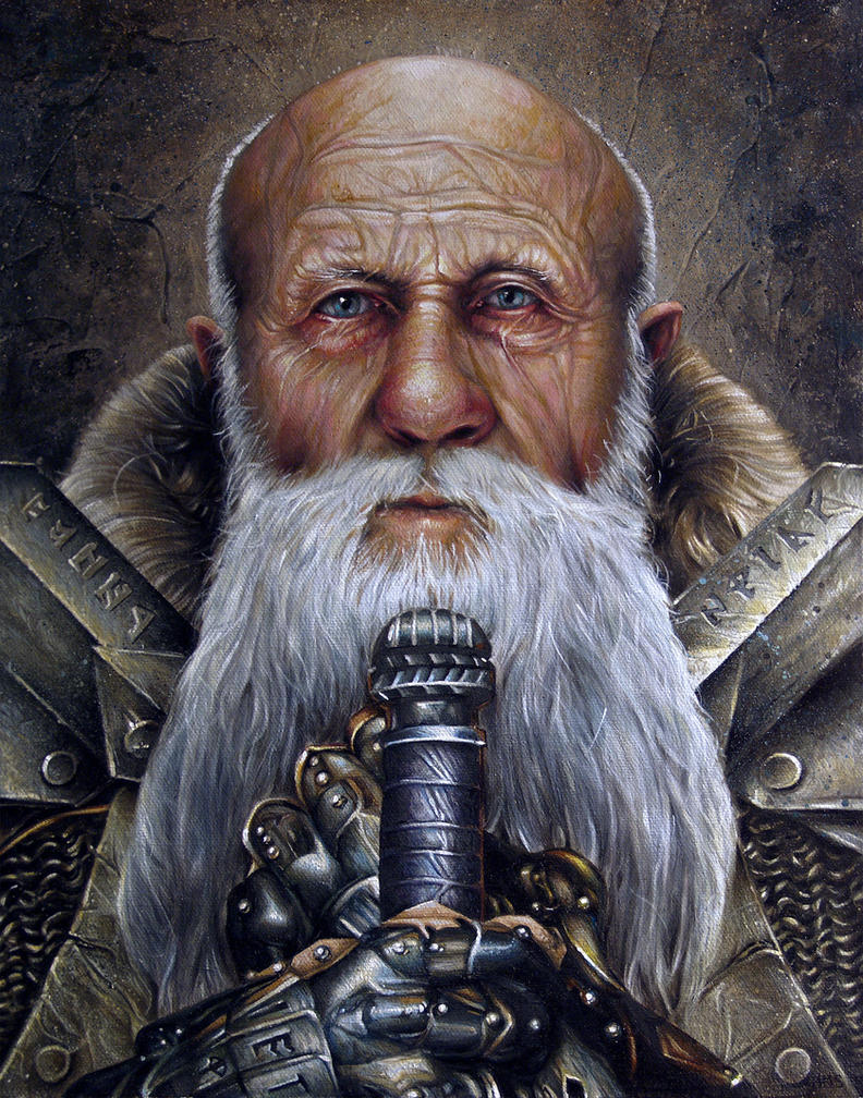 Dwarf Lord by benke33