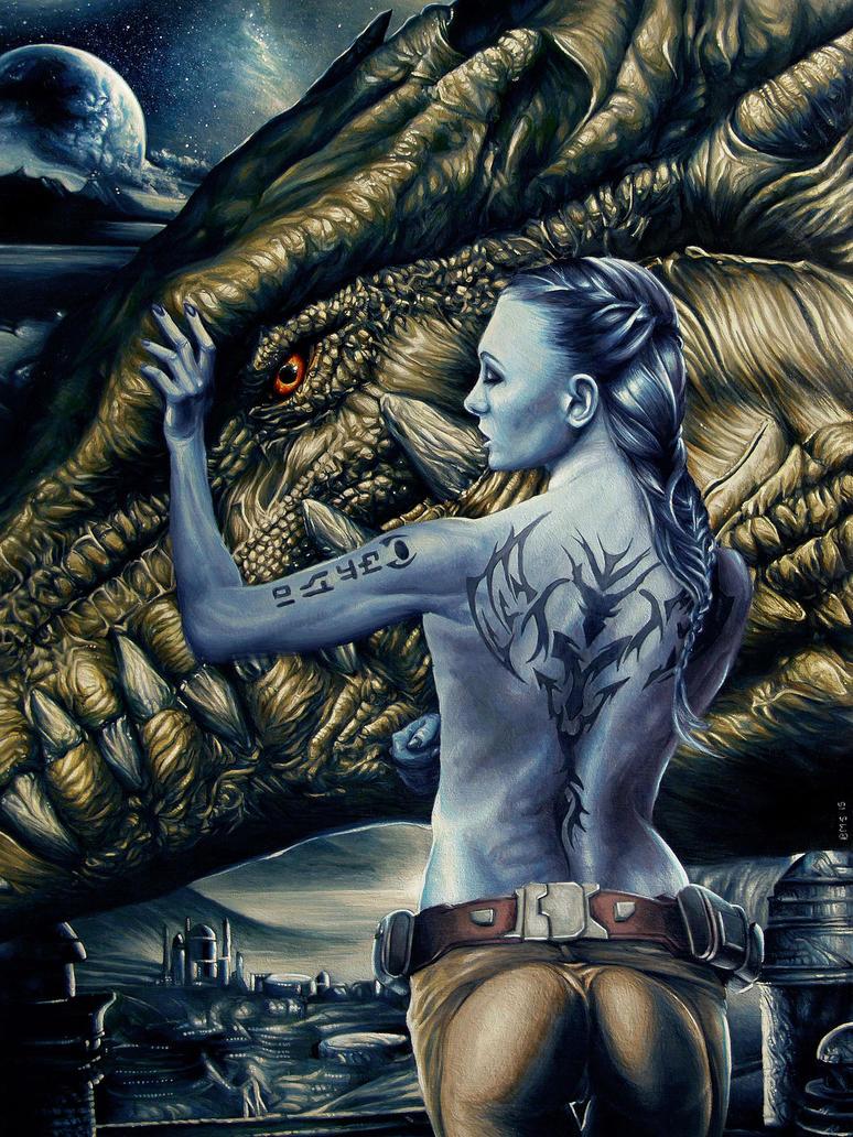 SlicerDragon Chronicles - Tears of the Faerie Moon by benke33