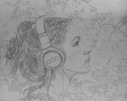 Listen 4 work in Progress 01 by benke33