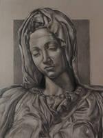 Listen 16 - Pieta Study by benke33