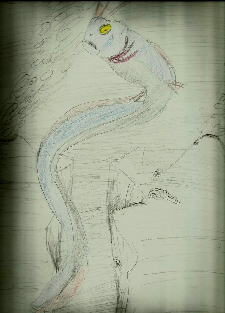 Oarfish by PessimismJester