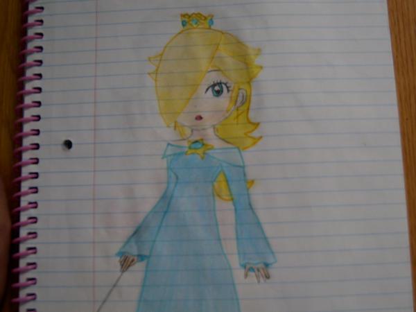 Nintendo - Princess Rosalina