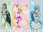 Mermaid Melody wallpaper