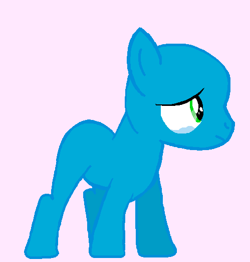 Mlp Sad Filly Base Voitures Americainesinfo