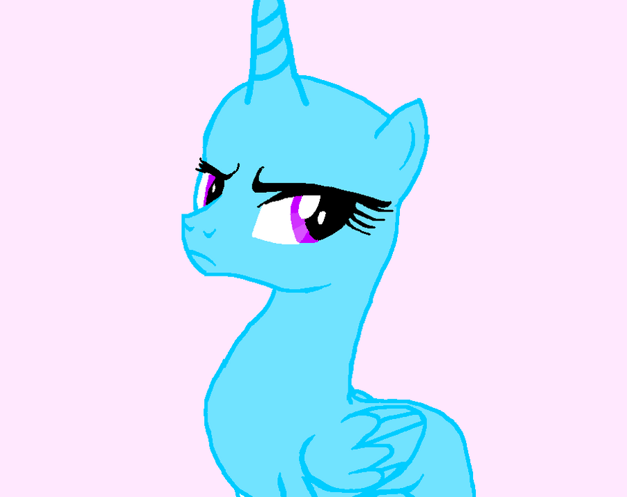 Princess ___ Disapproves by FIMbases