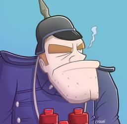Buff Soldier