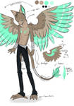 Bird thing POINT ADOPTABLE CLOSED