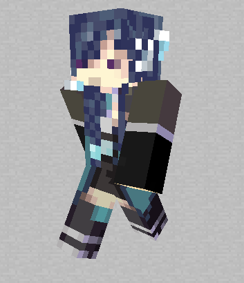Alys Minecraft skin DL by VanMak
