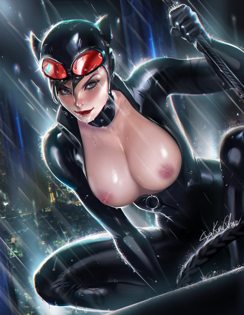 Dc catwoman porn exploited scenes
